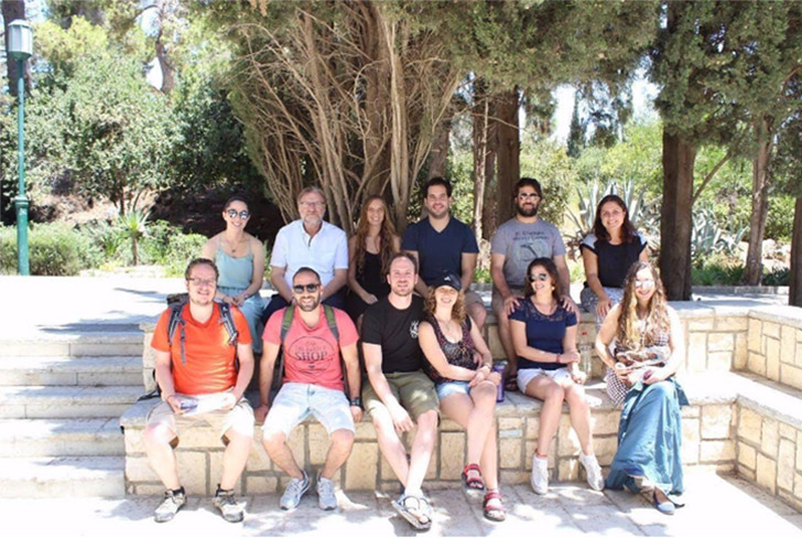 Concluyó con éxito la capacitación en Israel del grupo Bet El 3.0