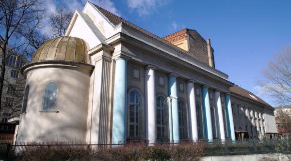 Un judío y un palestino restaurarán una sinagoga destruida por los nazis