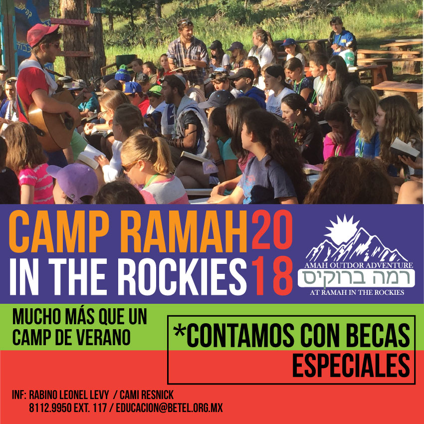 Camp Ramah in the Rockies