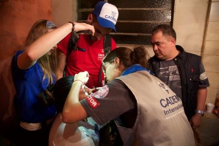 En Guatemala, la crisis continúa. CADENA sigue ayudando