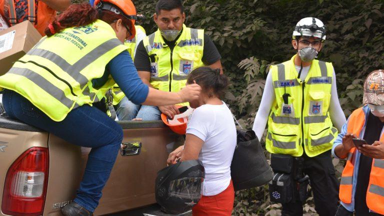 Israel le tiende la mano a Guatemala