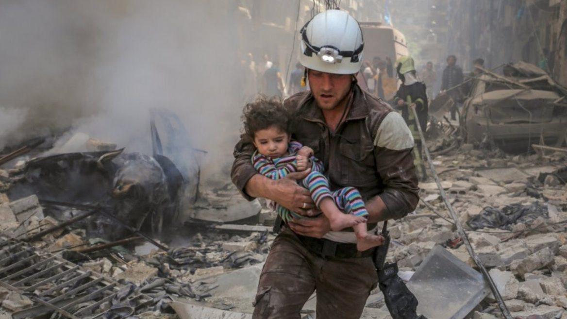Israel rescata 800 Cascos Blancos en Siria