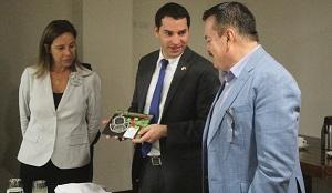 Colaboración de Israel y el Municipio de Chihuahua