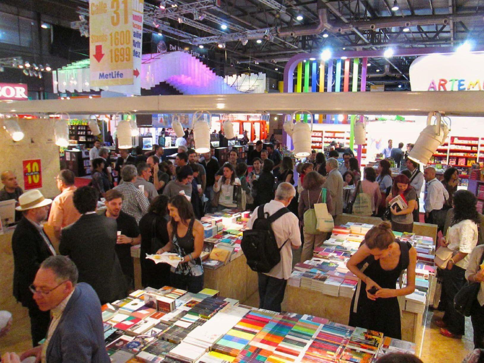 Feria Internacional del Libro Judío en México