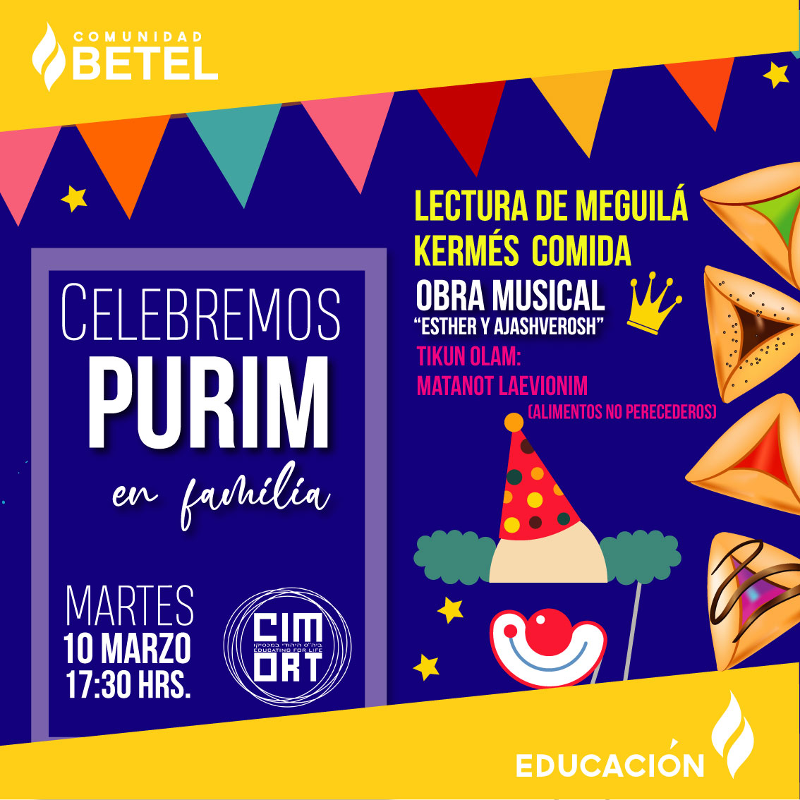 Purim familiar