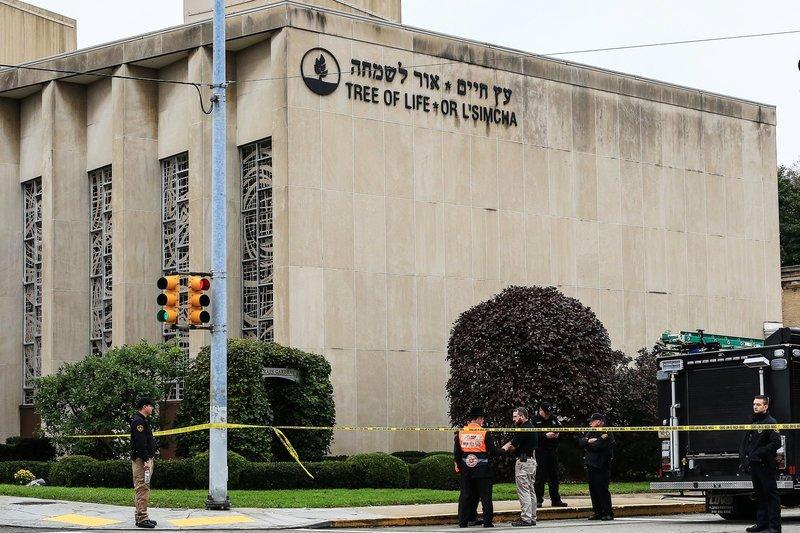 Atentado de Pittsburgh: Vinieron por los judíos, pero yo no era judío