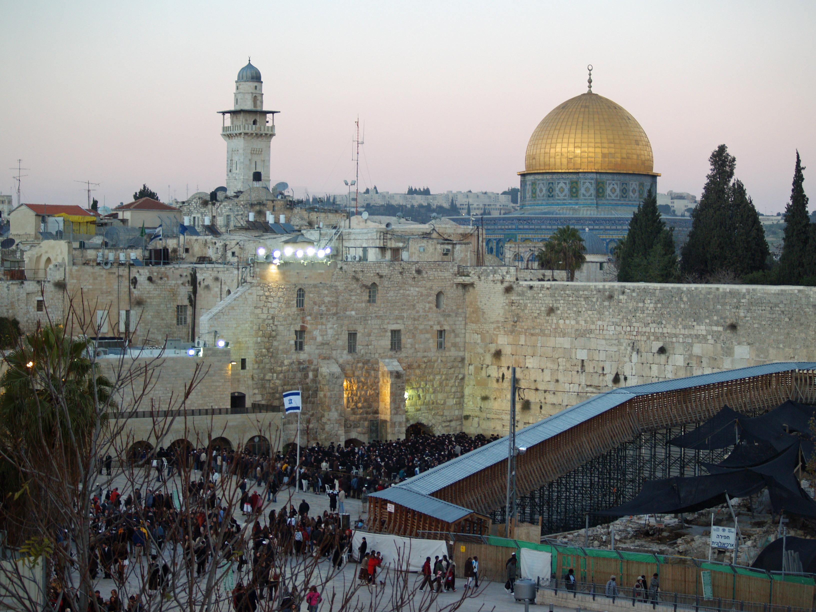 Un país codiciado por el turismo: Israel bate récord en 2018