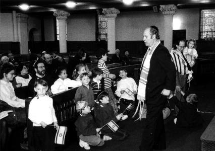 """Veinticinco años del fallecimiento del Rabino Marshall T. Meyer Z""""L, fundador del Seminario Rabínico Latinoamericano"""