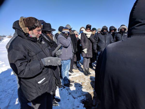 Inspirador: 150 personas en el funeral de un sobreviviente del Holocausto que no tenía familia