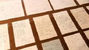 Revelan manuscritos inéditos de Einstein