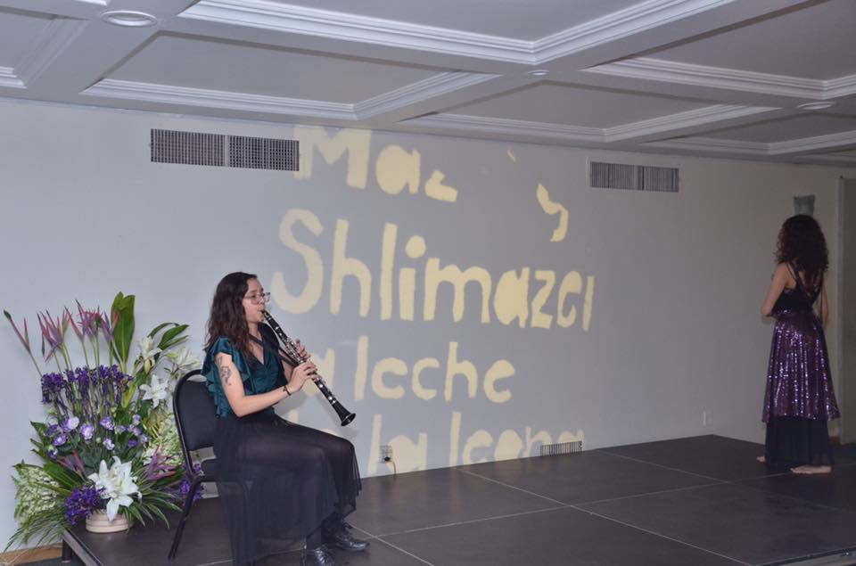Se presentó la obra Mazl y Shlimazel