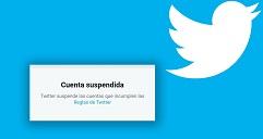 Twitter suspende cuentas afiliadas a Hamas y el Hezbolá