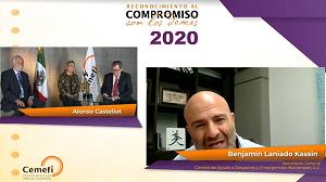 """CADENA recibe el """"Reconocimiento al Compromiso con los Demás 2020"""""""
